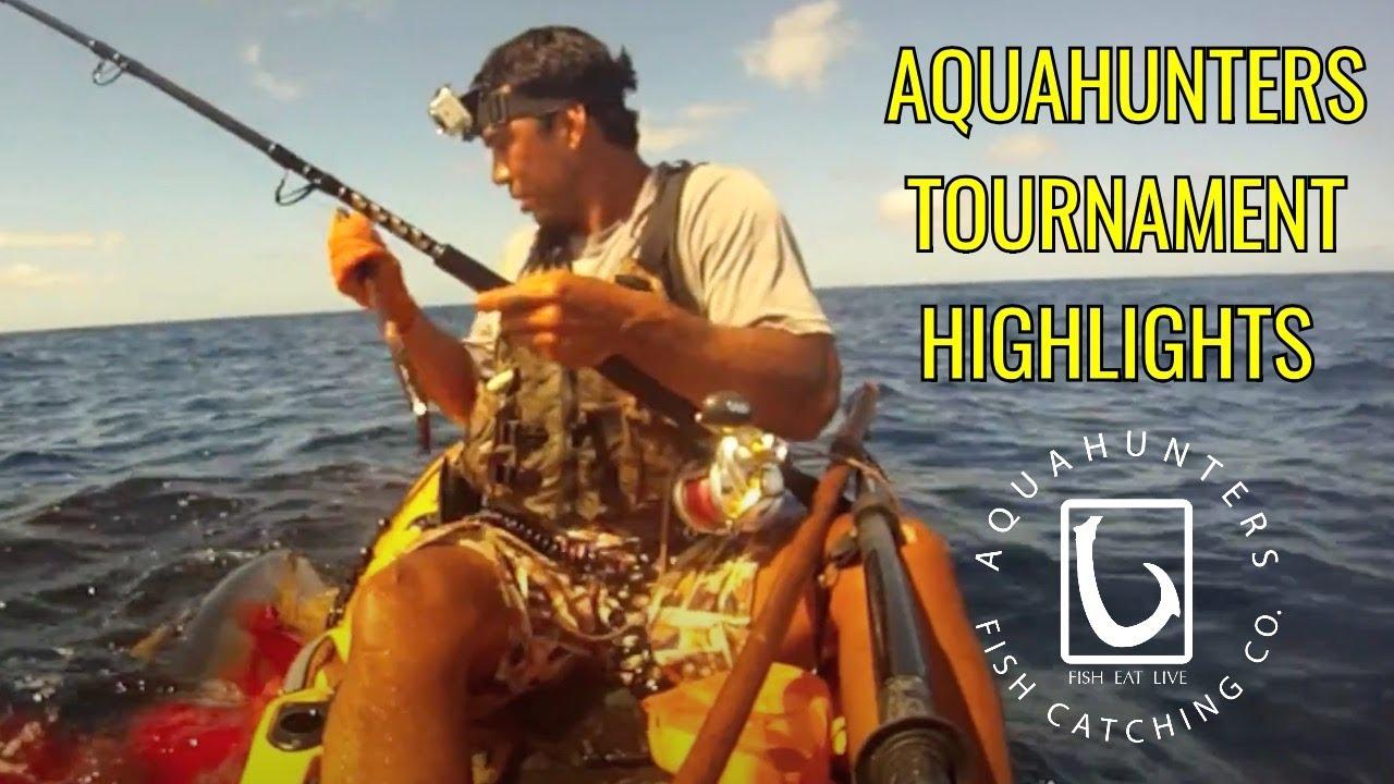 Isaac Brumaghim Fights Shark For Tuna Off Coast Of Hawaii ...