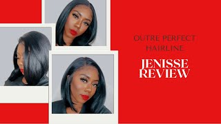 The Perfect Everyday Unit! | Outre Perfect Hairline: Jenisse Unit