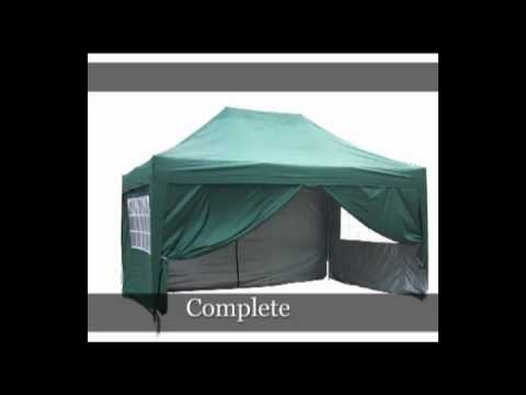 How To Erect A Quictent Pop Up Gazebo