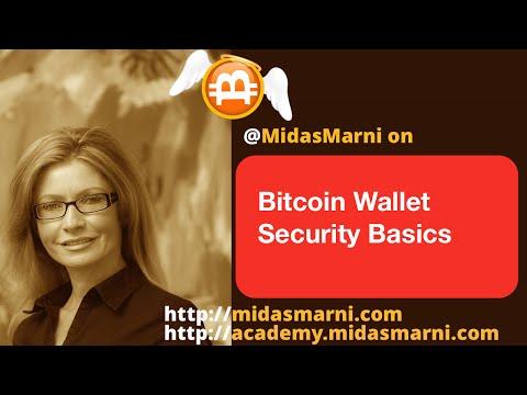 @MidasMarni on Bitcoin Wallet Security