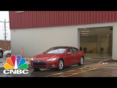 Tesla Dramatically Expanding Its Service Network | CNBC