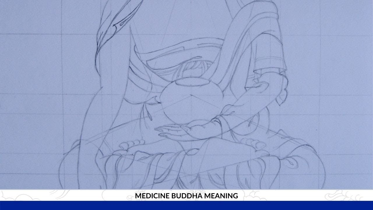 Medicine Buddhas Meaning Symbolism Philosophy Science By Robert