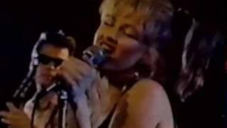 Blue Angel & Cyndi Lauper - I Had A Love
