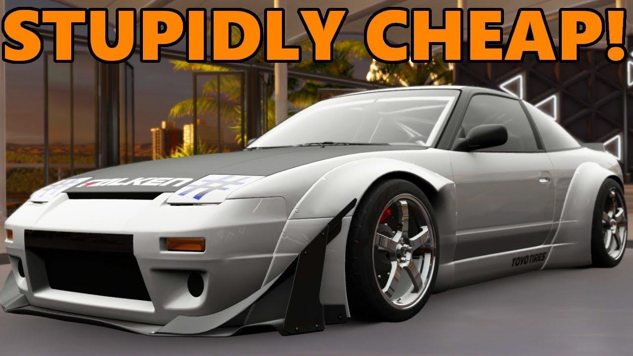 Cheap Drift Cars: 1,000+ HP 240SX CHEAPEST DRIFT CAR
