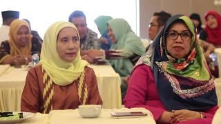 Halal Bi Halal BPPAUD dan Dikmas Sulawesi Selatan 2017