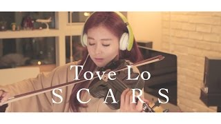 "Tove lo - Scars (From ""The Divergent Series: Allegiant"" ) violin cover"