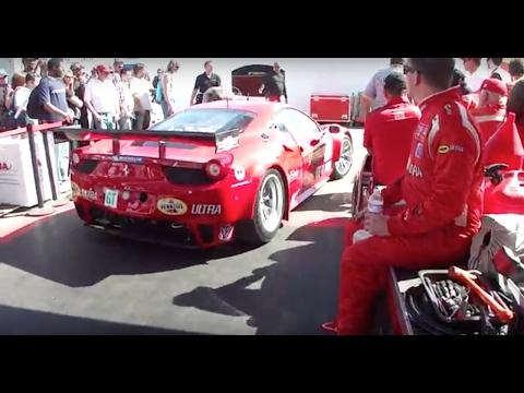 OCTANE Energy Drink™ Team Ferrari  Long Beach Grand Prix