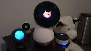 Jibo, Alexa and Google - Modern Talking