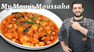 My Mom's Lebanese Moussaka recipe (Maghmour)