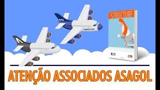 Chegou o novo curso de estrutura English4ICAO / ASAGOL. Confira esse recado da Sophie!