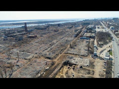 От Волгоградского тракторного завода не осталось и следа