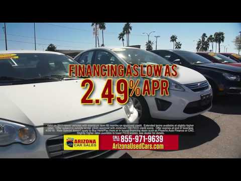 How to finance a car with bad credit in Phoenix, Mesa, Tucson or Flagstaff Arizona