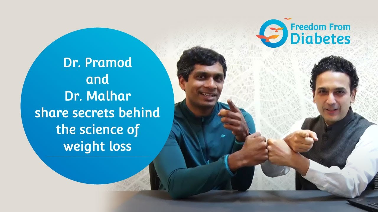 Dr. Pramod and Dr. Malhar share secrets behind the science of weight loss