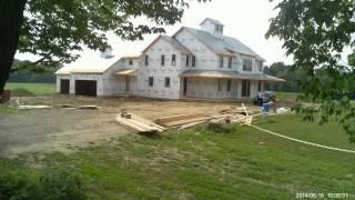 Colvin House 2014 Construction Timelapse
