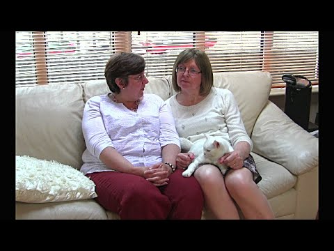 At home with the Ryders - LGBTlife talks Trans family values, Marriage €quality & StarTrek...