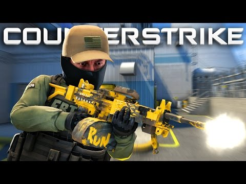NEGEV ONLY MATCHMAKING! CS:GO With The Crew! ($2,000 NEGEV LOL)