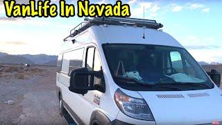 HOW IS IT LIKE TO LIVE IN A VAN IN LAS VEGAS? Vanlife in Nevada