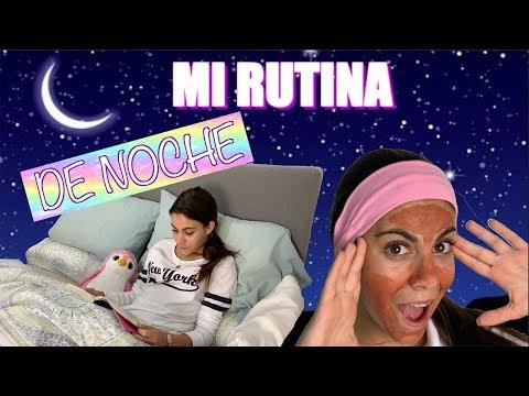 Mi rutina de la noche en el colegio 🌒 LA DIVERSION DE MARTINA