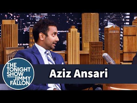 Aziz Ansari Explains Why the Khan Family Is Drake to Donald Trump's Meek Mill