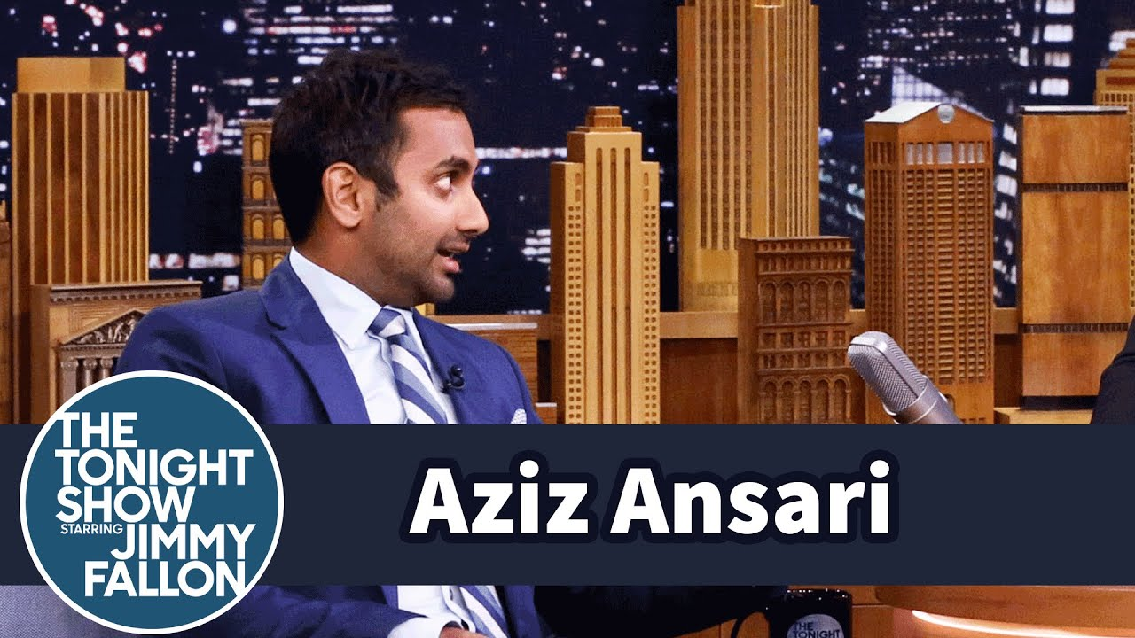 Aziz Ansari Explains Why the Khan Family Is Drake to Donald Trump's Meek Mill