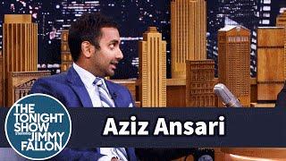 aziz ansari explains why the khan family is drake to donald trump s meek mill