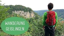 Wanderung um Geislingen/Steige - Route 11 mit Ödenturm und Ruine Helfenstein