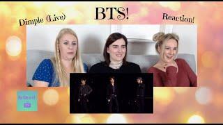 BTS: 'Dimple' (Live Performance) Reaction
