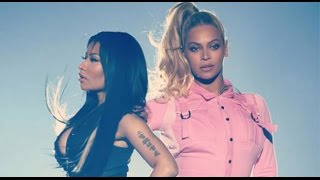 "Beyonce Pays Tribute to Nicki Minaj by Sharing ""Darling Nikki"""