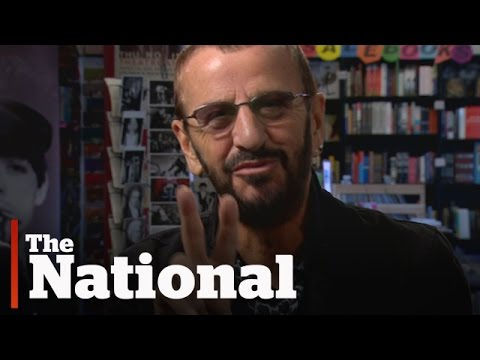 Ringo Starr Interview with Peter Mansbridge