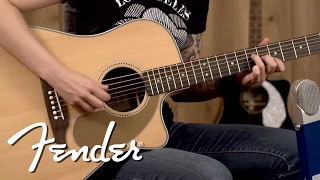 Fender Sonoran SCE Wildwood IV Demo