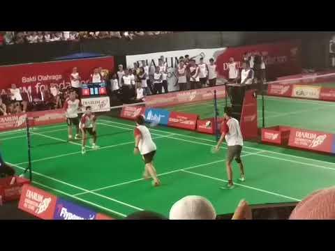 DJARUM Badminton All Stars Lombok~ (Lilyana & Tantowi) Play 1