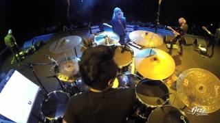 Ep. 3 Paul Wong, Arms Live Drum Cam by Benjamin Lim