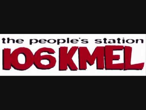 106 KMEL, December 1987  Part 1