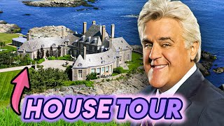 Jay Leno | House Tour | Beverly Hills & Newport Mansions