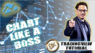 Tradingview Bitcoin Tutorial | Live News Technical Analysis Pro Alerts
