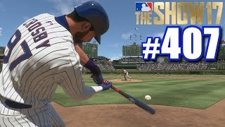 UNDEFEATED FIRST HALF! | MLB The Show 17 | Road to the Show #407