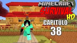 Minecraft: Survival HD Capitulo 38, Aviso de Livestream.
