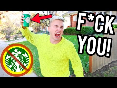 F*CK YOU STARBUCKS!! They Ruined Christmas