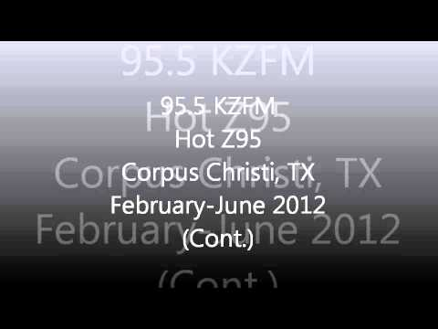 Texas Rhythmic & CHR Top 40 Aircheck Samples 2011-2012 Part 4 (Hot Z95 Edition)