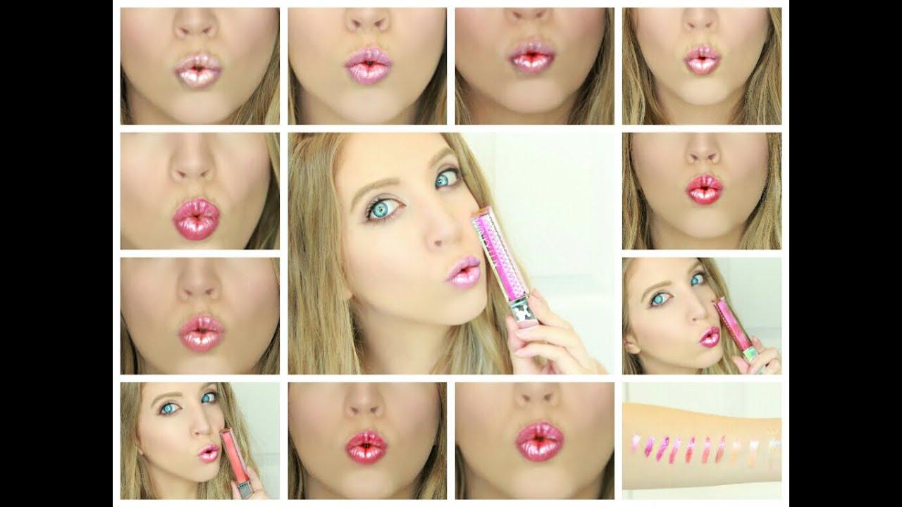 Glossy Boss Lip Gloss by Winky Lux #5