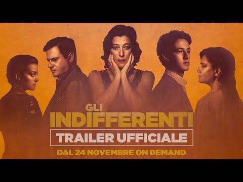 Gli Indifferenti (2020) - Trailer Ufficiale 60''