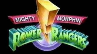Mighty Morphin Power Rangers Theme Tune Remix