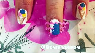 My Summer Nails Designs 2018