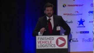 Automotive Logistics Global 2014: Its not what you move, its the way that you move it