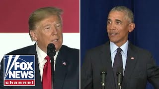 Trump and Obama in campaign mode as 2018 midterms near