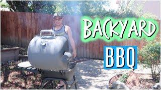 BACKYARD BBQ WITH FRIENDS! - July 1, 2017