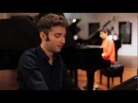 Neda Navaee And Pavlin Nechev Perform Rachmaninow