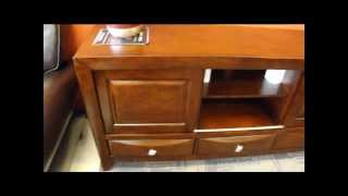 68 Inch Hdtv Stand / Entertainment Center San Tan Furniture In Mesa