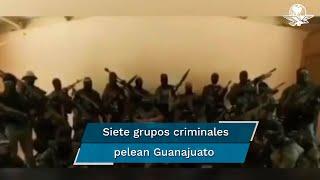 La disputa por la plaza, aunada a la crisis en las finanzas de organizaciones criminales, propicia que sigan las matanzas y se extiendan las extorsiones en municipios de la entidad