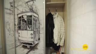 видео гардеробные на заказ